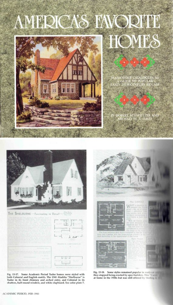 America's Favorite Homes; Mail-Order Catalogues as a Guide to Popular Early 20th-Century Houses. Architectural History, Robert A. Schweitzer, Michael W. A. Davis.