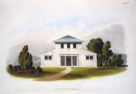 Designs for Villas and other Rural Buildings. Engraved on Thirty-One Plates, with Plans and Explanations: A Memoir of the Author; and An Introductory Essay. Architecture, Edmund Aikin, Architect, 1780 -1820.