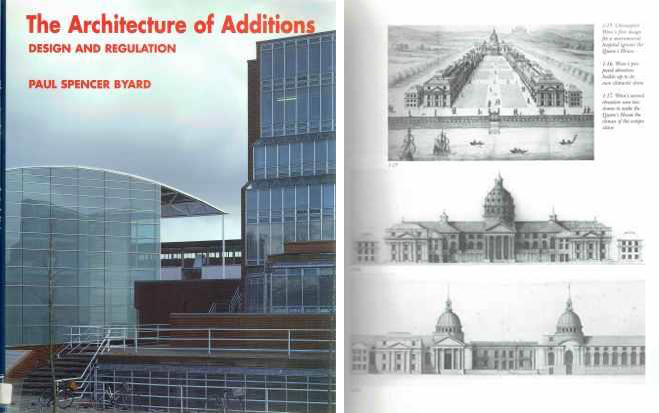 The Architecture of Additions: Design and Regulation. Architecture, Paul Spencer Byard.