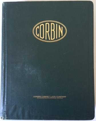 Illustrated Catalogue; Manufacturers of cabinet locks, padlocks, trunk, suit case locks and trimmings, miscellaneous hardware, automobile locks for all purposes, keys and key blanks, post office outfits and supplies. Hardware, Corbin Cabinet Lock Co.