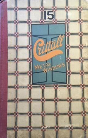 Crittall Metal Windows: Catalogue No. 36. Windows, Crittall Manufacturing Co.