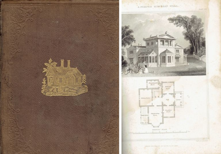 Domestic Architecture: Containing a History of the Science, and the Principles of Designing Public Edifices, Private Dwelling-Houses, Country Mansions and Suburban Villas, with Practical Dissertations on Every Branch of Building from the Choice of the Site to the Completion of the Appendages; Some Observations on Rural Residences, Their Characteristic Situation and Scenery; with Instructions on the Art of Laying Out and Ornamenting Grounds. Building, Richard Brown.