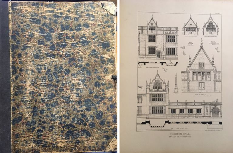 Architectural Details (Ornamental and Structural) of the Renaissance Period in England. International, William Helburn.