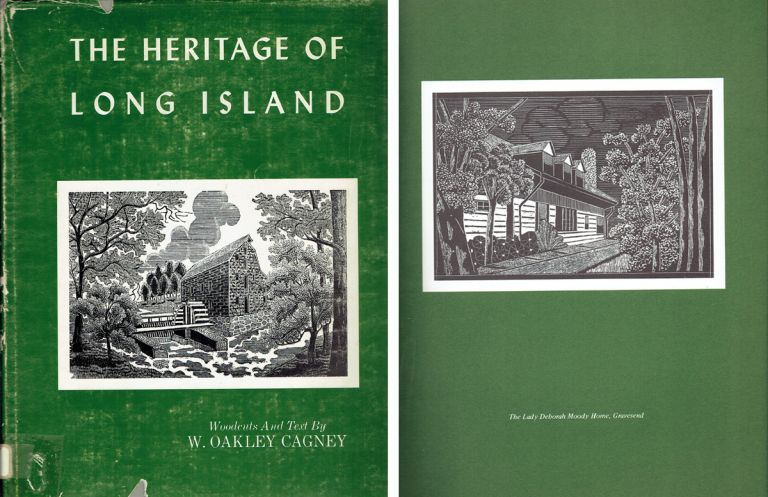 The Heritage of Long Island. New York, W. Oakley Cagney.