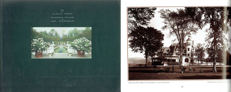 Bellefontaine: A Historical Narrative. Architectural Monograph, Carole Owens.