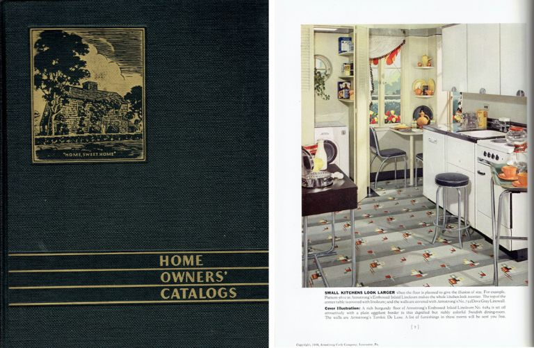 Home Owners' Catalogs: A Guide to the Selection of Building Materials Equipment and Furnishings. Building Materials, F W. Dodge Corporation.