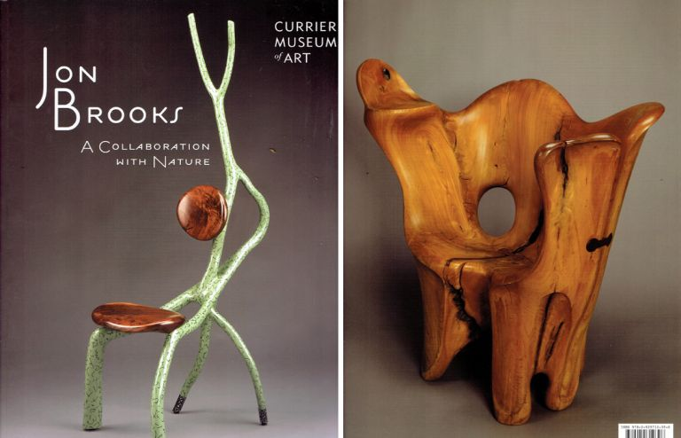 Jon Brooks: A Collaboration with Nature. Art, P. Andrew Spahr.