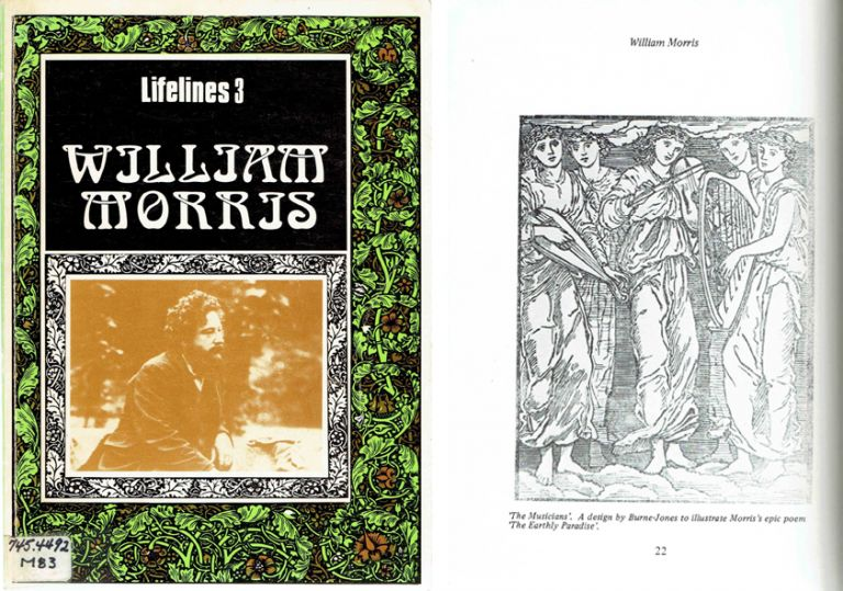 An Illustrated Life of William Morris 1834-1896. Biography, Richard Tames.