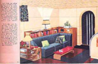 40 Points You Should Consider in Building Your New Home. Pattern Book, Johns-Manville.