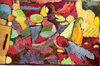 Wassily Kandinsky: His Life and Work. Fine arts, Will Grohmann.