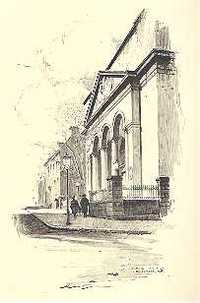 Sketches of Early American Architecture. American, O. R. Eggers.