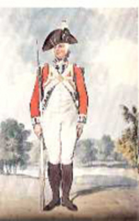 British Military Uniforms From Contemporary Pictures. Textiles, W. Y. Carman.
