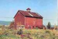 Living Barns: How to Find And Restore a Barn of Your Own. Building as Envelope, Ernest E. Burden.