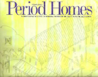 Period Homes, May 2006, The Katrina Cottages, Vol 7, Number 3; The Professional's Resource for Residential Architecture. Restoration, Clem Labine.