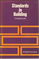 Standards in Building. Building Trades, R. Nagarajan