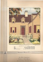 Practical Suggestions for Interior and Exterior Decoration. Paint, Benjamin Moore, Co