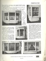 Curtis Design Book of Architectural Woodwork No. 505. Millwork, Curtis Companies Inc, trade catalog