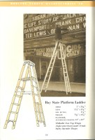 Moulton Ladder Manufacturing Co. Catalog. Building Trades, Moulton Ladder Mfg. Co