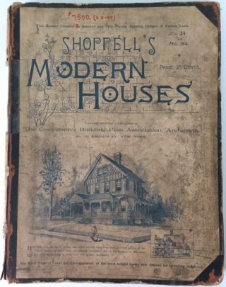 Shoppell's Modern Houses, No. 31, 32, 33, 34