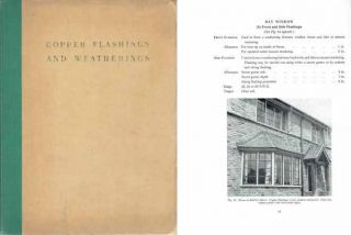 Copper Flashings and Weatherings, and Additional Copper Flashings and Weatherings (2 volumes;...