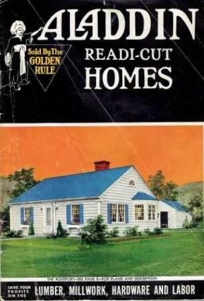 Aladdin Readi-Cut Homes Catalogue No. 53. Pattern Book, Aladdin Co