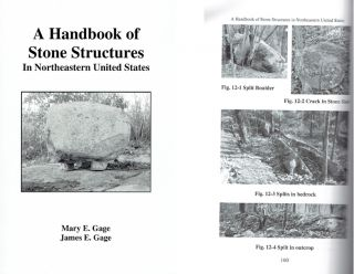 A Handbook of Stone Structures in Northeastern United States. Architectural History, Mary and...