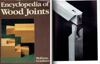 Encyclopedia of Wood Joints. Wood, Wolfram Graubner
