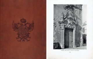 The Minor Ecclesiastical, Domestic and Garden Architecture of Southern Spain. International,...