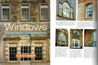 Windows: History, Repair, and Conservation. Windows, Michael Tutton, Elizabeth Hirst