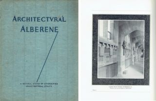 Architectural Alberene; A Natural Stone of Diversified Archtectural Utility. Stone, Alberene...