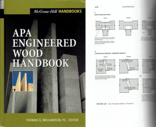 APA Engineered Wood Handbook. Wood, Thomas G. Williamson