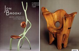 Jon Brooks: A Collaboration with Nature. Art, P. Andrew Spahr