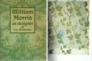William Morris as Designer. Wallpaper, Ray Watkinson