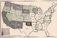 Indian Population in the United States and Alaska, 1910. Anthropolgy, Sam L. Rogers Department of...